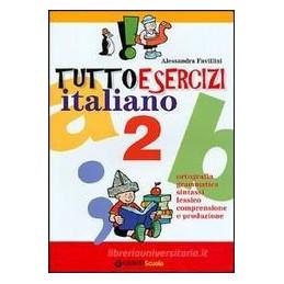 TUTTOESERCIZI ITALIANO. PER LA SCUOLA ELEMENTARE. VOL. 2