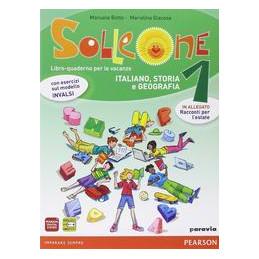 SOLLEONE ITALIANO/STORIA/GEOGRAFIA 1+RACC