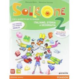 SOLLEONE ITALIANO/STORIA/GEOGRAFIA 2+RACC