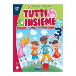 TUTTI INSIEME ITALIANO 3 SET