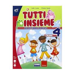TUTTI INSIEME+PIU` FORTI SET ITALIANO 4