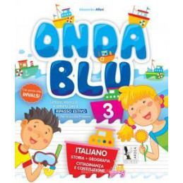 ONDA BLU 3 PACK MATEMATICA E ITALIANO