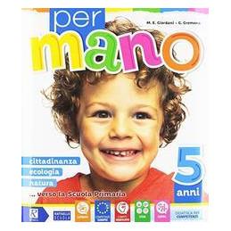 PER MANO - 5 ANNI