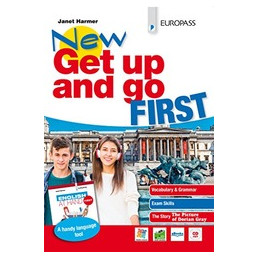 NEW GET UP AND GO FIRST