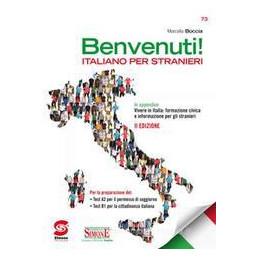 BENVENUTI ITALIANO PER STRANIERO