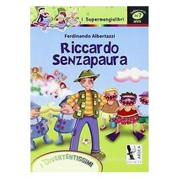 RICCARDO SENZA PAURA
