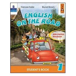 ENGLISH ON THE ROAD PRACTICE BOOK 1  VOL. 1