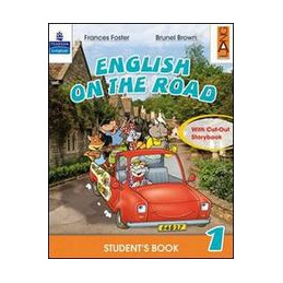 ENGLISH ON THE ROAD PRACTICE BOOK 4  Vol. 4