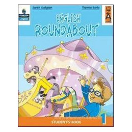 ENGLISH ROUNDABOUT 4 STUDENT`S BOOK Vol. 4