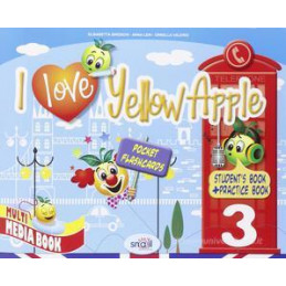 I LOVE YELLOW APPLE CL 3  Vol. 3