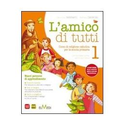 AMICO DI TUTTI 1 2 3  Vol. U