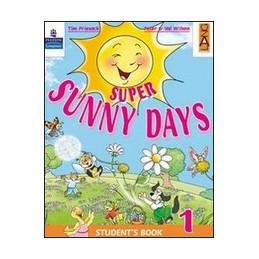 SUPER SUNNY DAYS 2 STUDENT`S BOOK VOL. 2