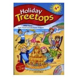 TREETOPS ON HOLIDAY 4 - 2010: SB + CD