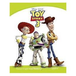 PENGUIN KIDS 4 TOY STORY 3 READER, EDITION 1