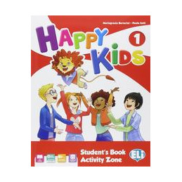 HAPPY KIDS 1  Vol. 1