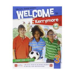 WELCOME TO KERRYMORE 3  Vol. 3