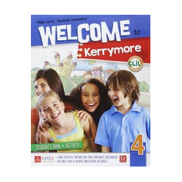 WELCOME TO KERRYMORE 4  Vol. 4