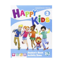 HAPPY KIDS 3  Vol. 3