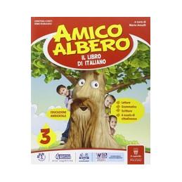 AMICO ALBERO 3 SUSSIDIARIO PRIMO BIENNIO Vol. 3