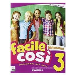 FACILE COSI  Vol. 3