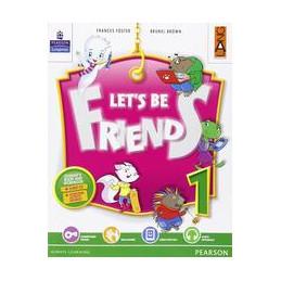 LET`S BE FRIENDS 1  Vol. 1