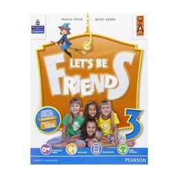 LET`S BE FRIENDS 3  Vol. 3