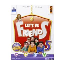 LET`S BE FRIENDS 5  Vol. 5