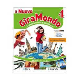 NUOVO GIRAMONDO ANTROPOLOGICO - 4  Vol. 1