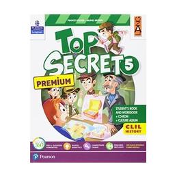 TOP SECRET PREMIUM 5  Vol. 2