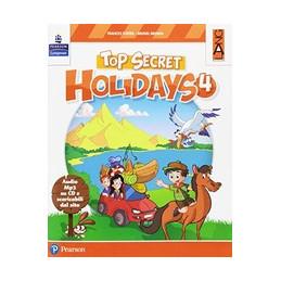 TOP SECRET HOLIDAYS 4  Vol. 1