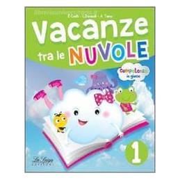 VACANZE TRA LE NUVOLE 1 + PRONTUARIO + ALIZE CONTRO PERFIDIA