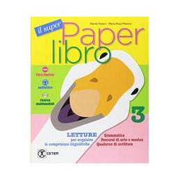 SUPER PAPERLIBRO 3 (IL)  Vol. 3