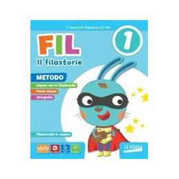 FIL, IL FILASTORIE 1 KIT + DVD 57941  Vol. 1