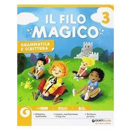 FILO MAGICO - 3  Vol. 3