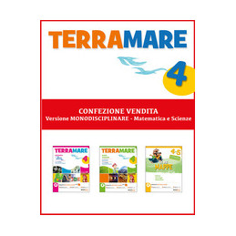 TERRAMARE MONODISCIPLINE MATEM. - 4  Vol. 1