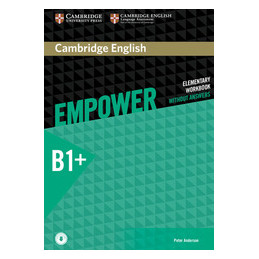 EMPOWER EMPOWER B1+ INTERMEDIATE CON CHIAVI