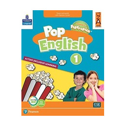 POP ENGLISH 1 ACTIVE INCLUSIVE LEARNING Vol. 1