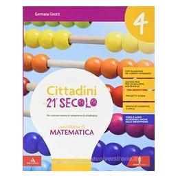 CITTADINI DEL XXI VOLUME SCIENTIFICO  4 VOL. 1