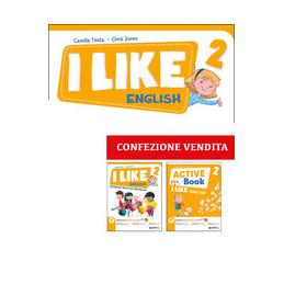 I LIKE ENGLISH - 2  Vol. 2