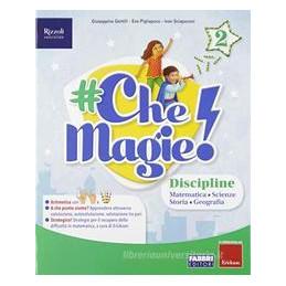 #CHE MAGIE! CLASSE 2 Vol. 2