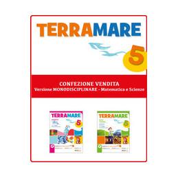 TERRAMARE MONODISCIPLINE MATEM. - 5  Vol. 2