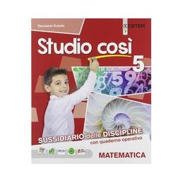 STUDIO COSI 5 MAT-SCI ND VOL. 2