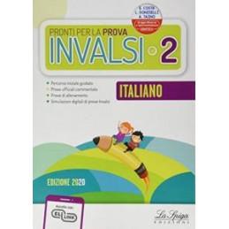 PRONTI PER LA PROVA INVALSI 2 ITALIANO 2020