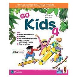 GO KIDS 4 ND Vol. 1