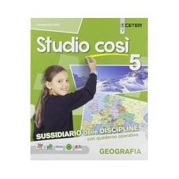 STUDIO COSI 5 STO-GEO ND VOL. 2
