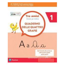 TRE AMICI QUATTRO GRAFIE 1 ND Vol. U