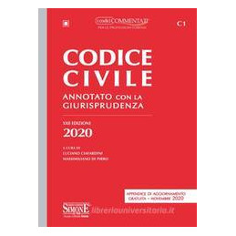 CODICE CIVILE ANNOTATO 2020