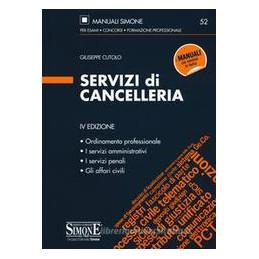 SERVIZI DI CANCELLERIA