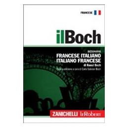 BOCH 5ED. DIZIONARIO ITALIANO FRANCESE   FRANCESE ITALIANO VOL. U