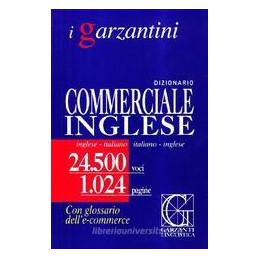 DIZIONARIO GARZANTINO COMM. INGLESE